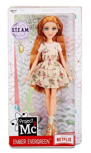 Project Mc2 - EMBER EVERGREEN - Netflix Doll